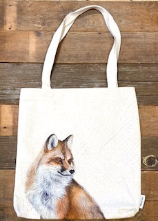 HEATHER COOK - CANVAS TOTES