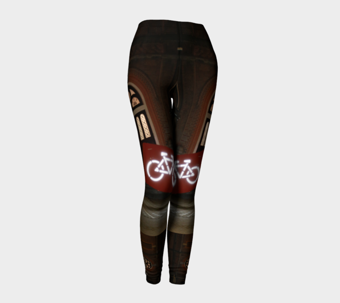 AMSTERDAM BIKES  - Leggings
