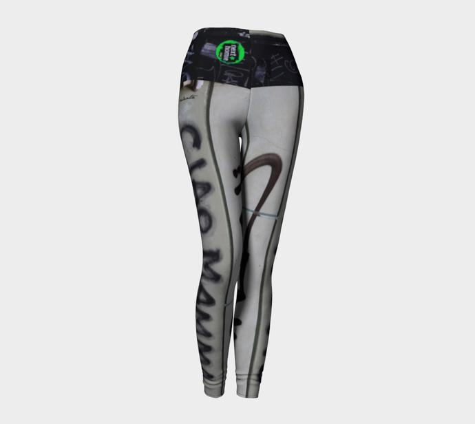 CIAO MAMA GRAFFITI - Leggings