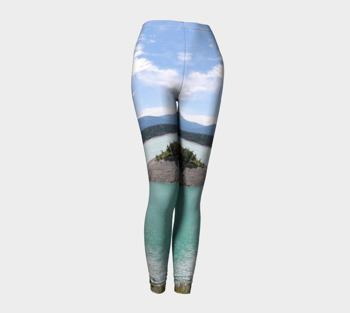 ABRAHAM LAKE  - Leggings