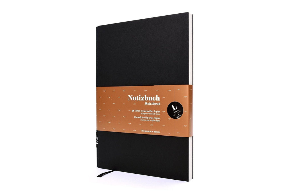 Notizbuch DIN A5 - BerlinBook L - tyyp