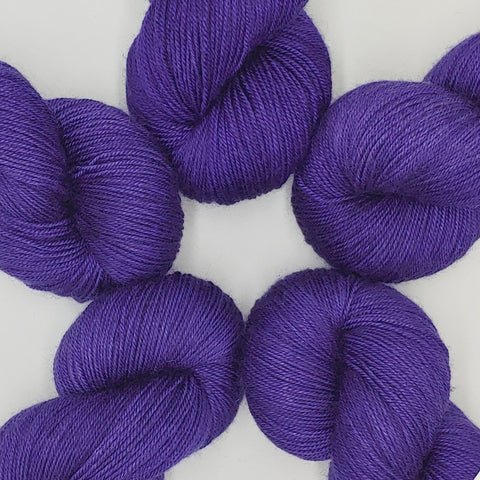 Ink Color; <br>SilkySock;<br>Sock Weight Yarn;<br>SW Merino-Silk-Cashmere 70-20-10