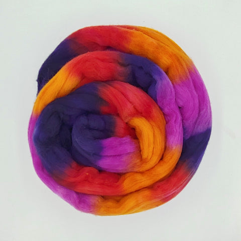 Madrigal Colorway;<br>Rambouillet Fiber