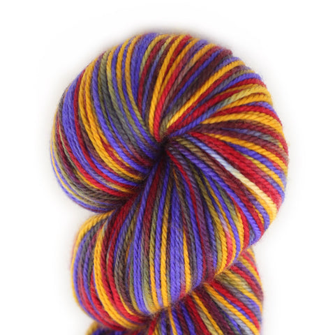 AOC Colorway;<br>Chagall Yarn;<br>Sport Weight;<br>Merino-Cashmere-Nylon