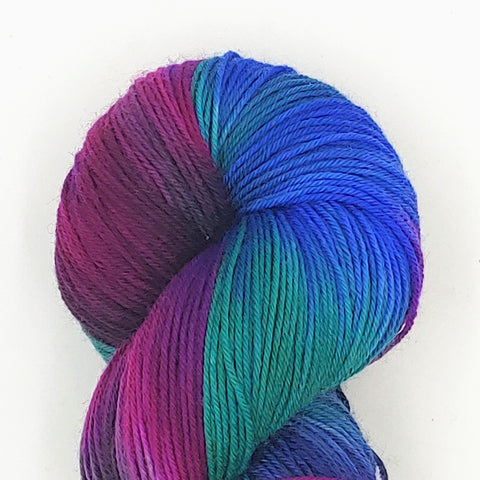 Constellation Colorway; <br>Good Ole Sock;<br>Sock Weight Yarn;<br>SW Merino-Nylon 75-25