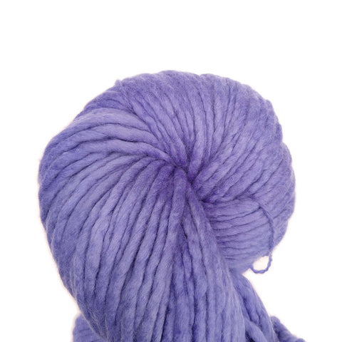 Medium Blue-Violet Color; Dredz Yarn; Merino 100