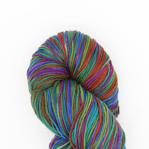 Deschutes Colorway; <br>SuperSock+;<br>Sock Weight Yarn;<br>SW Merino-Nylon 80-20