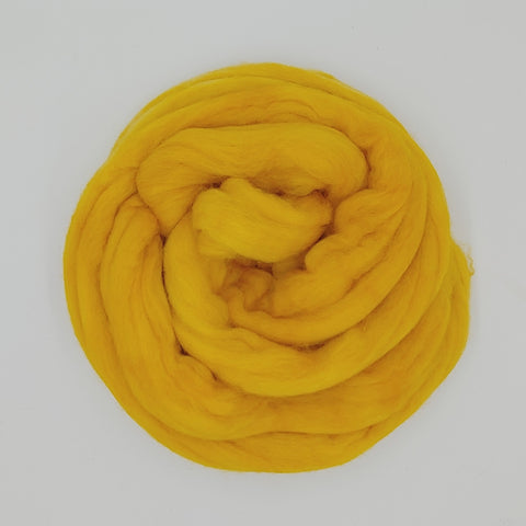 Goldenrod Color;<br>Polwarth 100 Fiber