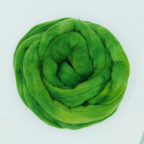 Green Color;<br>Polwarth 100 Fiber
