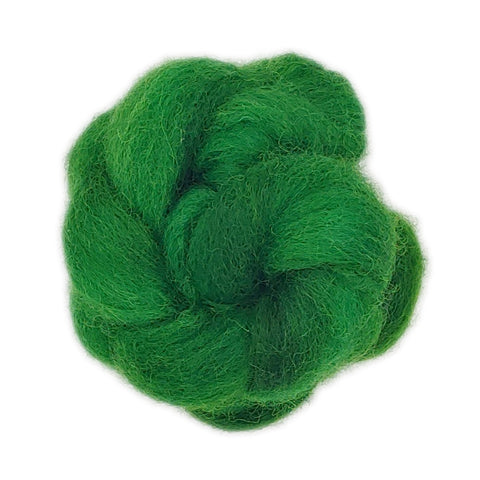 Green Color;<br>Romney 100 FiberOne Ounce Breed Bit