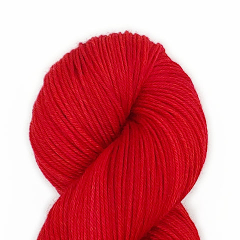 Hibiscus Color; <br>Dakota Yarn;<br>Worsted Weight;<br>Targhee 100
