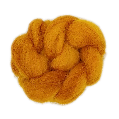 Honey Mustard Color;<br>Romney 100 FiberOne Ounce Breed Bit