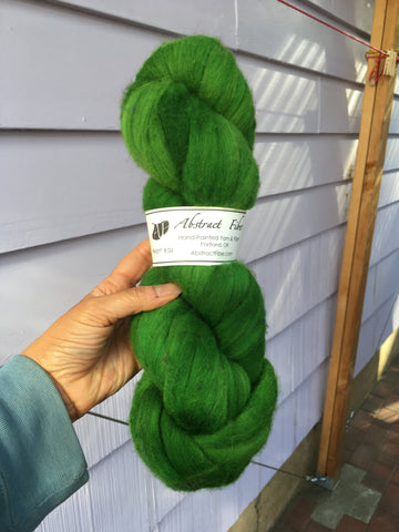 Green Color;<br>Targhee 100 Fiber