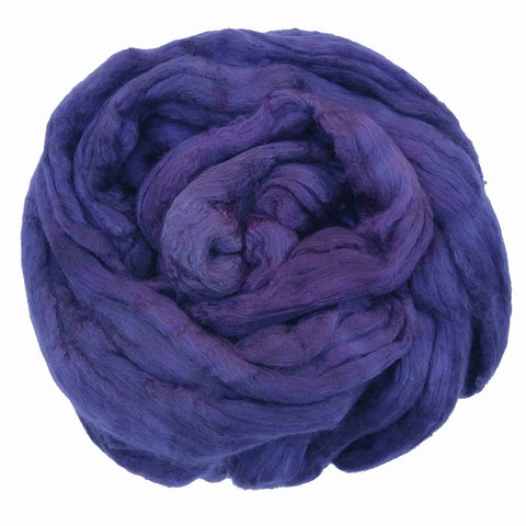 Ink Color;<br>Merino-Silk 50-50 Fiber