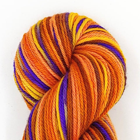 Kente Spirit Colorway; <br>Worsted Weight Yarn<br>100% Superwash Merino