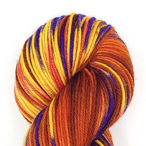 Kente Spirit Colorway; <br>Tahoma Yarn;<br>DK-Weight;<br>100 % SW Merino