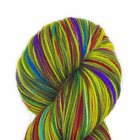 Laurelhurst Colorway; <br>SuperSock+;<br>Sock Weight Yarn;<br>SW Merino-Nylon 80-20