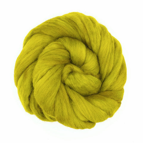 Lichen Color;<br>Corriedale 100 Fiber