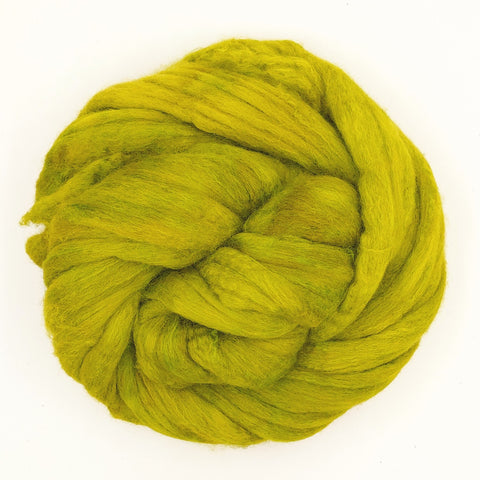 Lichen Color;<br>Merino-Silk 50-50 Fiber
