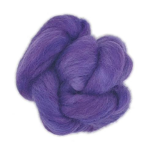 Lilac <br>Corriedale 100 Fiber<br>Breed Bit
