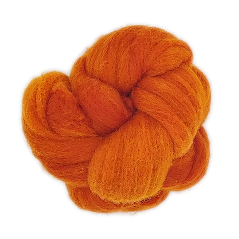 Mango Color;<br>Rambouillet FiberOne Ounce Breed Bit