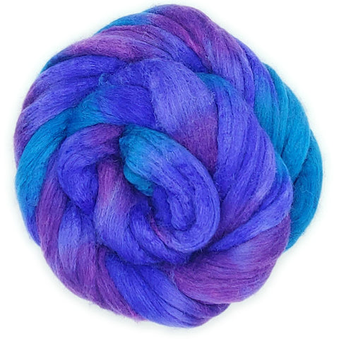 Merlin <br>Mixed Merino-Silk Fiber