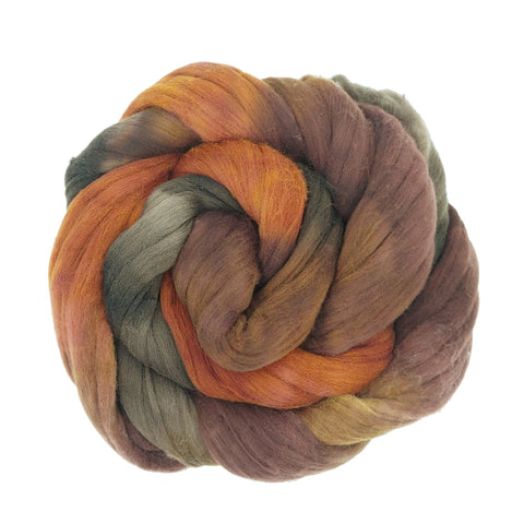 Mousse Colorway;<br>Rambouillet Fiber