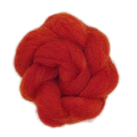 Orange Color;<br>Romney 100 FiberOne Ounce Breed Bit