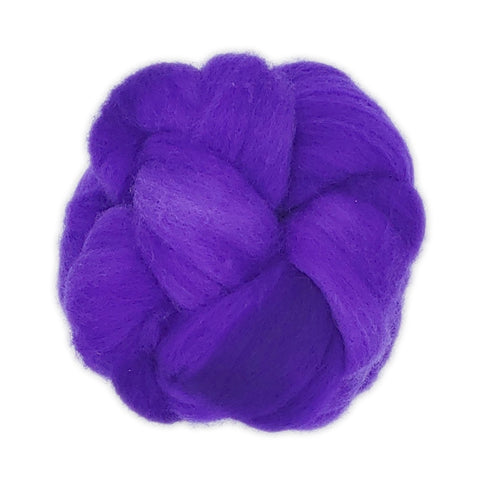 Periwinkle Color;<br>Rambouillet FiberOne Ounce Breed Bit