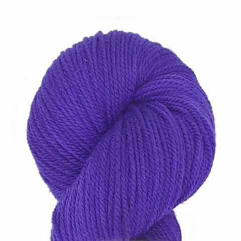 Perse Color; <br>Dakota Yarn;<br>Worsted Weight;<br>Targhee 100