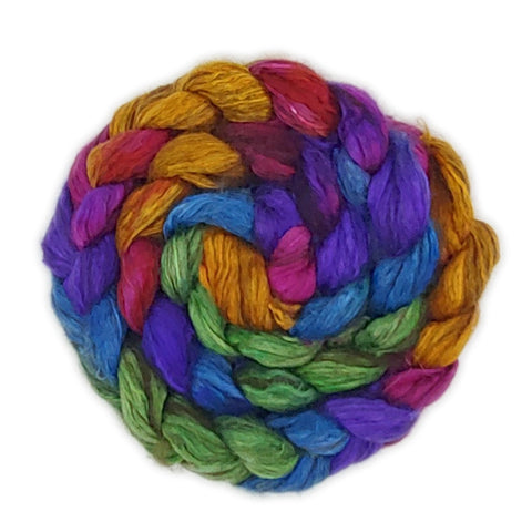 Pulse <br>Yak-Silk Fiber