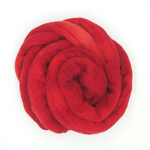 Red Color;<br>Polwarth 100 Fiber