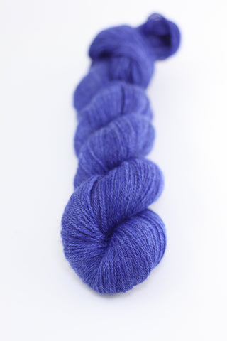 Royal Blue Color;<br>Alex Yarn;<br>Sock-Weight;<br>SW Merino-Tencel 50-50