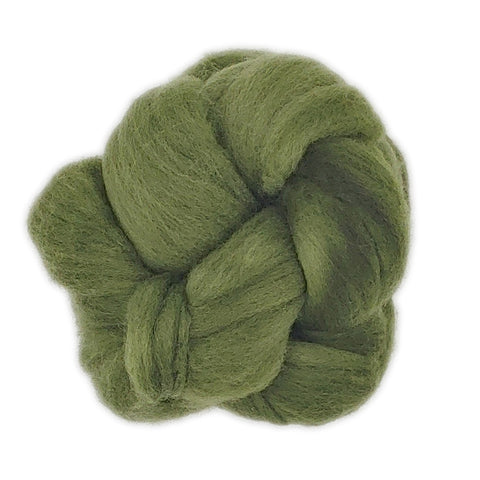 Sage Color;<br>Rambouillet FiberOne Ounce Breed Bit
