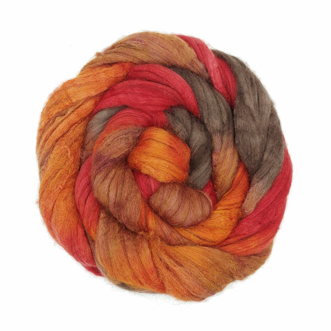 Smith Rock <br>Merino-Yak-Silk Fiber