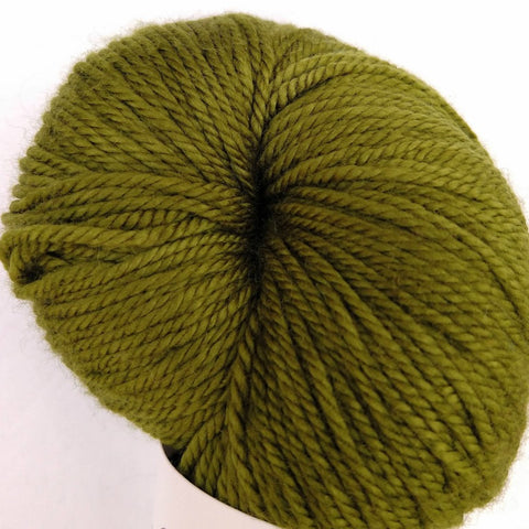 Spinach Colorway;<br>Chagall Yarn;<br>Sport Weight;<br>Merino-Cashmere-Nylon