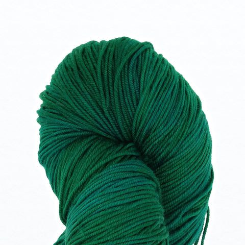 Teal Color<br>Tahoma Yarn;<br>DK-Weight;<br>100 % SW Merino