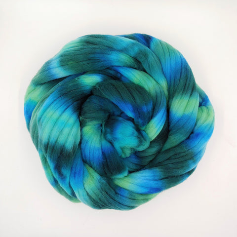The Gorge Colorway;<br>Rambouillet Fiber