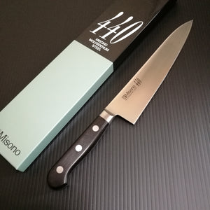 Misono 440 Molybdenum Stainless Gyuto Chef Knife 210mm