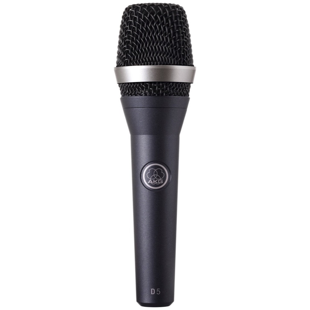 AKG D5 Dynamic Supercardioid Handheld Microphone, D5