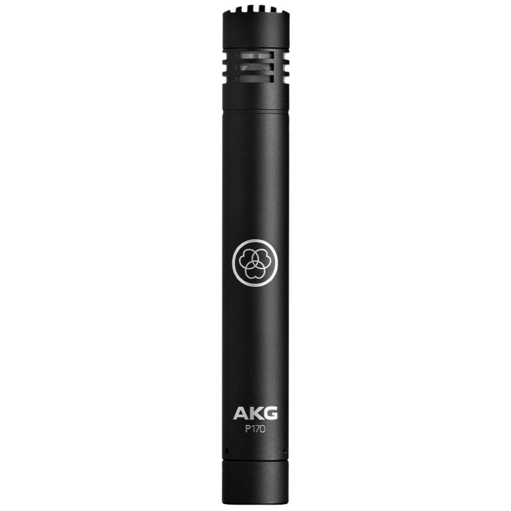 AKG P170 Perception High-Performance Small-Diaphragm Microphone