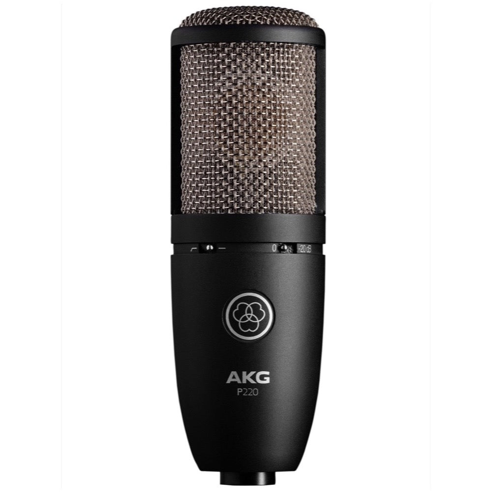 AKG P220 High-Performance Condenser Microphone
