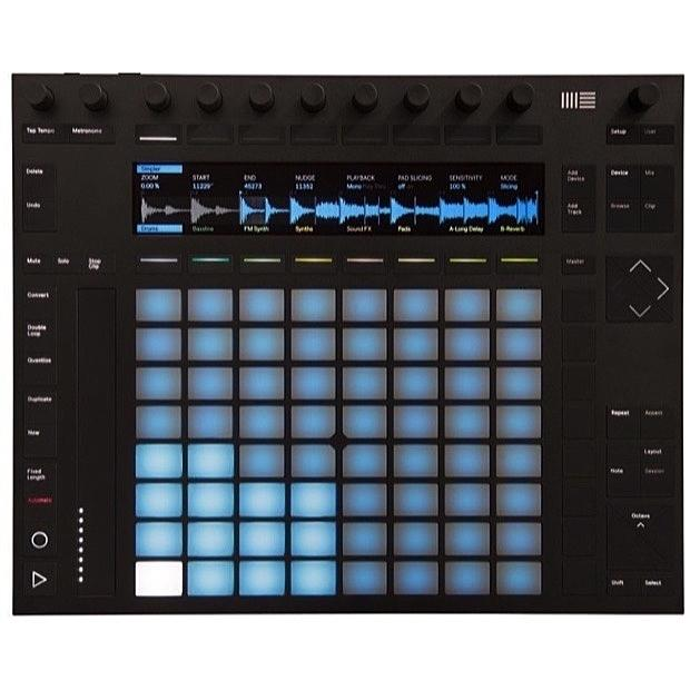 Ableton Push 2 Controller for Ableton Live