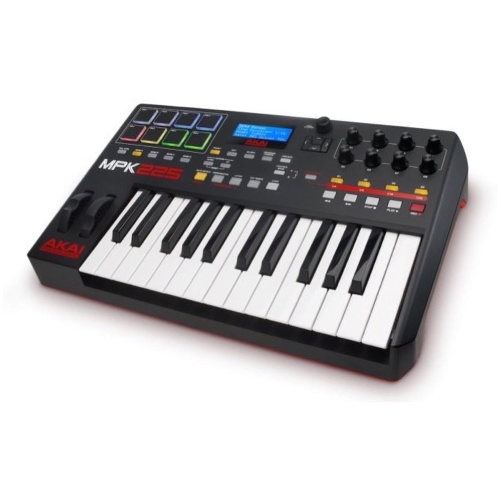 Akai MPK225 Performance Keyboard Controller, 25-Key
