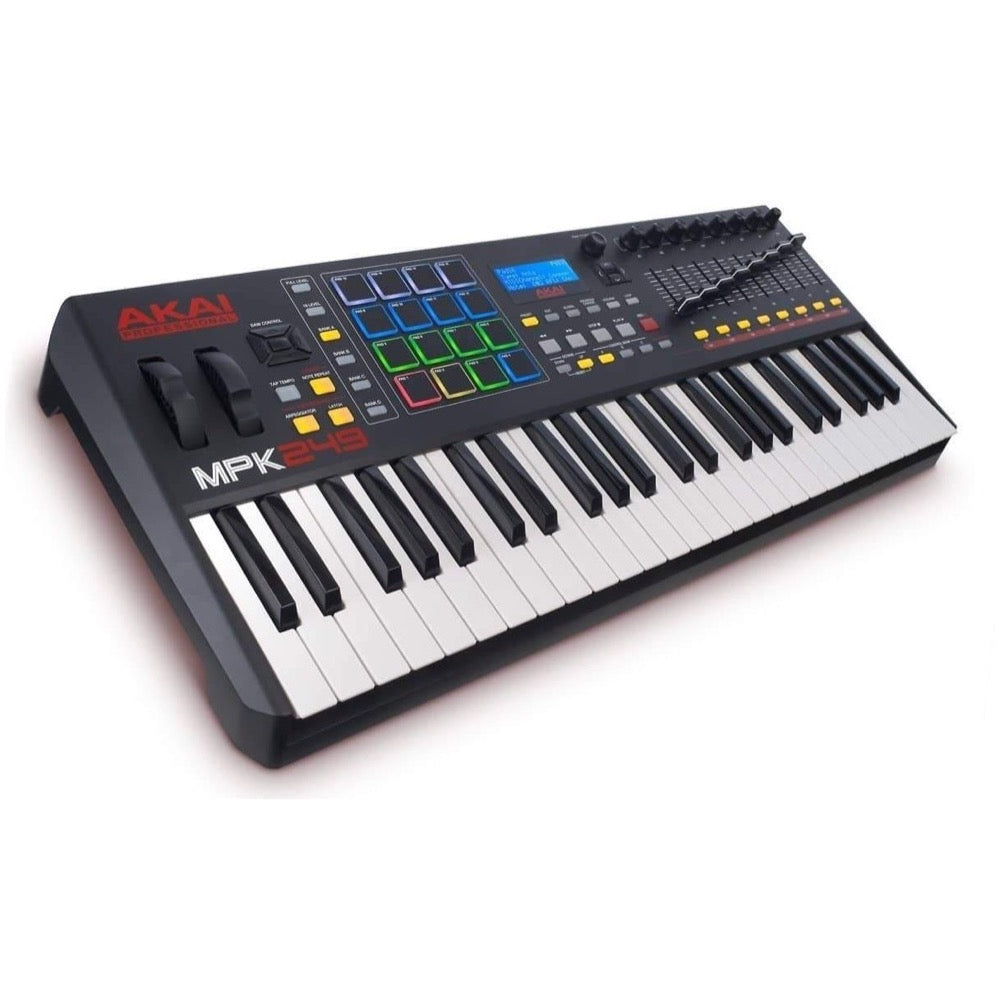 Akai MPK249 Performance Keyboard Controller, 49-Key