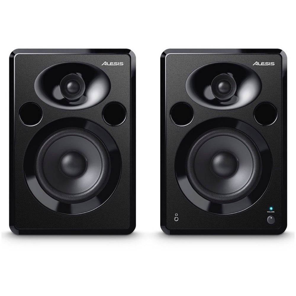 Alesis Elevate 5 MKII Active Studio Monitor, Pair