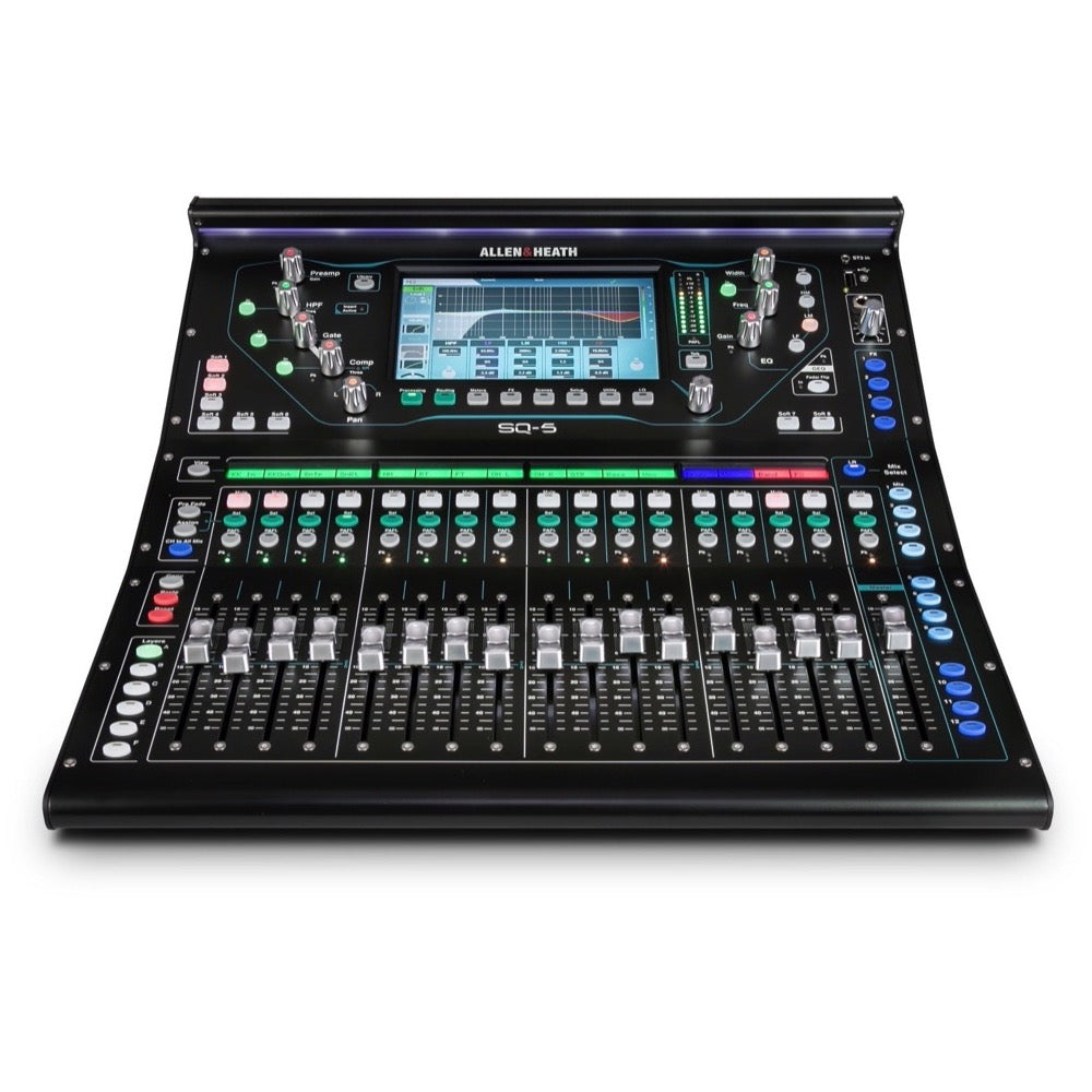 Allen and Heath SQ-5 16-Channel Digital Mixer