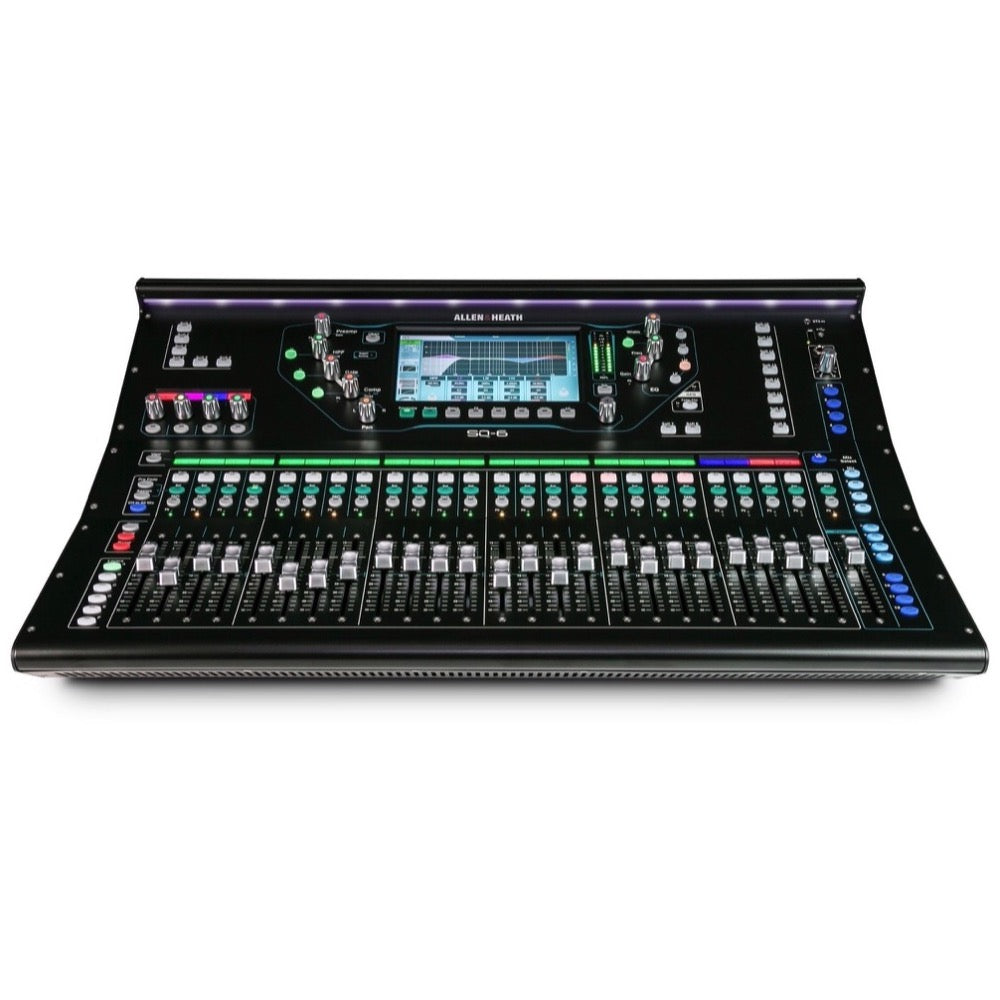 Allen and Heath SQ-6 24-Channel Digital Mixer