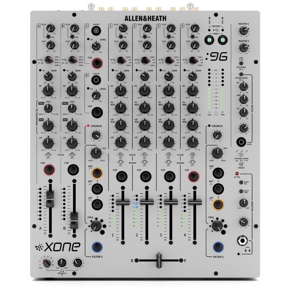 Allen and Heath Xone96 Analog DJ Mixer
