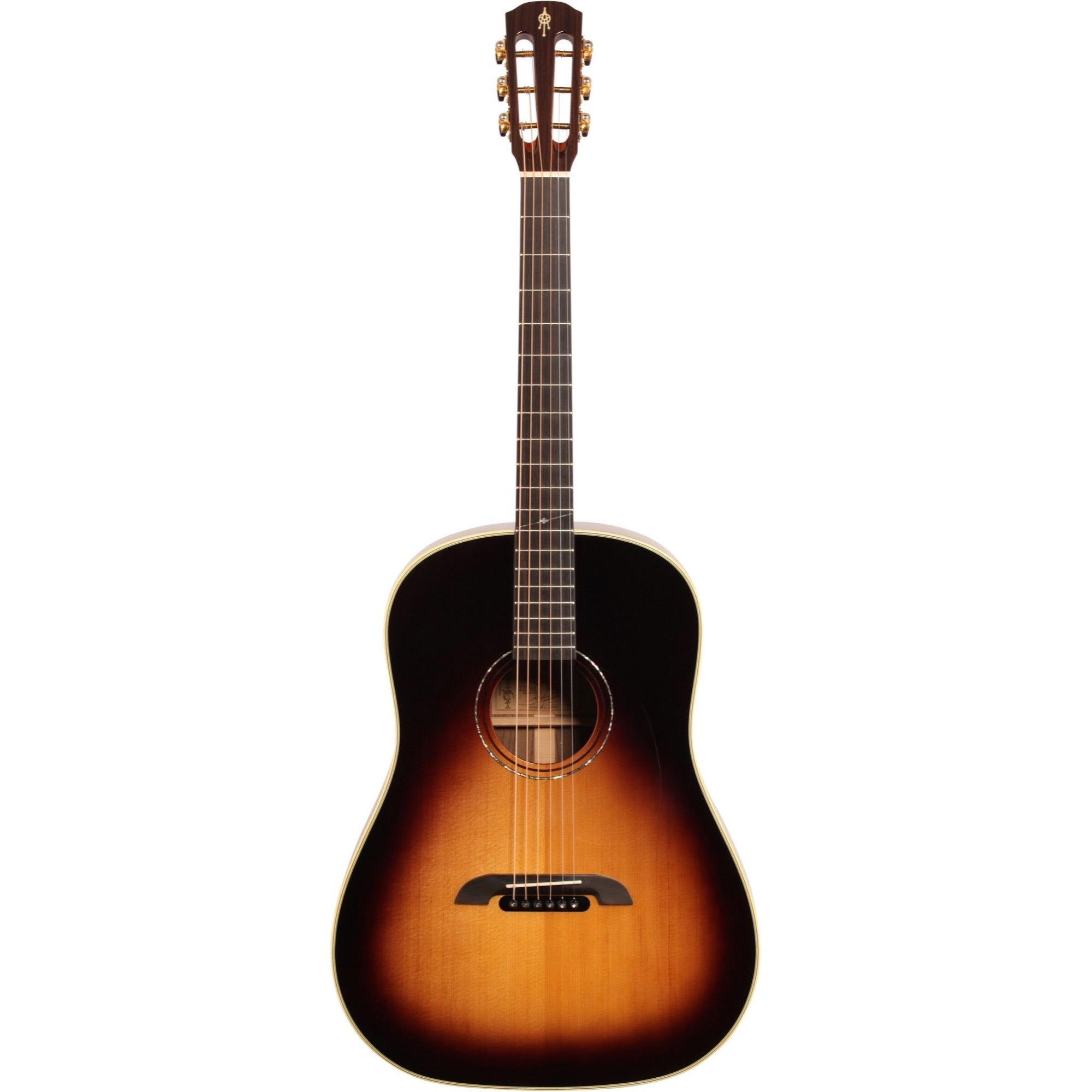 Alvarez Yairi DYMR70 Masterworks Dreadnought Acoustic Guitar (with Case), Sunburst